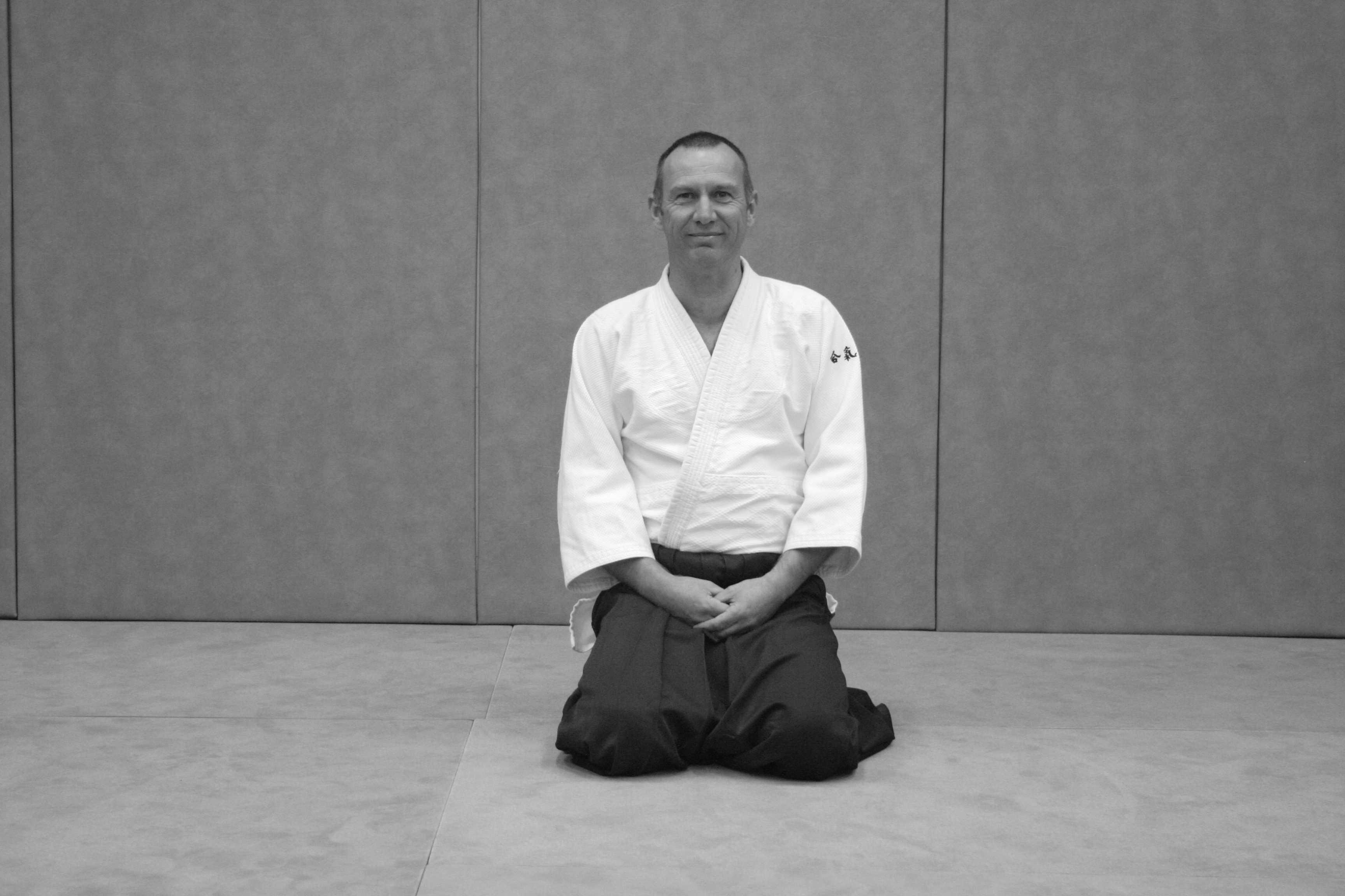 Christophe RECH - Enseignant – 2ème Dan
