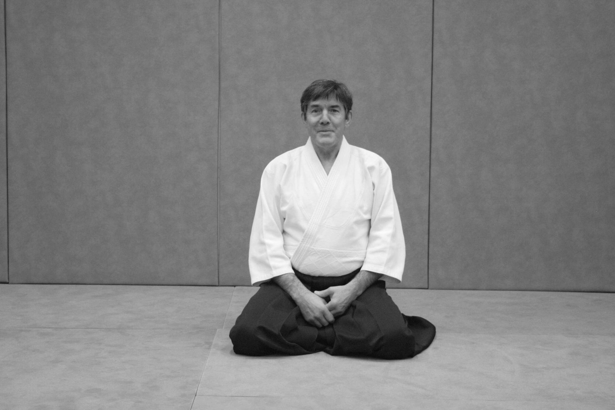 Gilles AILLOUD -  Responsable technique - Shihan 6ème Dan Aïkikaï