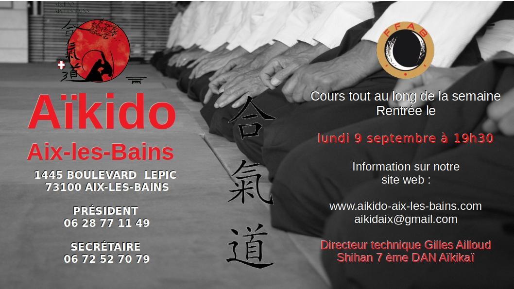 AIKIDO Aix-les-Bains